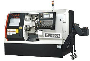 CNC soustruh ML-600S